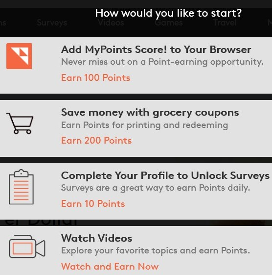 What is MyPoints Suirveys
